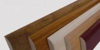 Достоинства и недоставки деревянного плинтуса