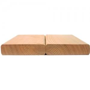 Доска террасная из лиственницы гладкая по цене от 915 руб.